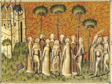 Carole - Danse médiévale